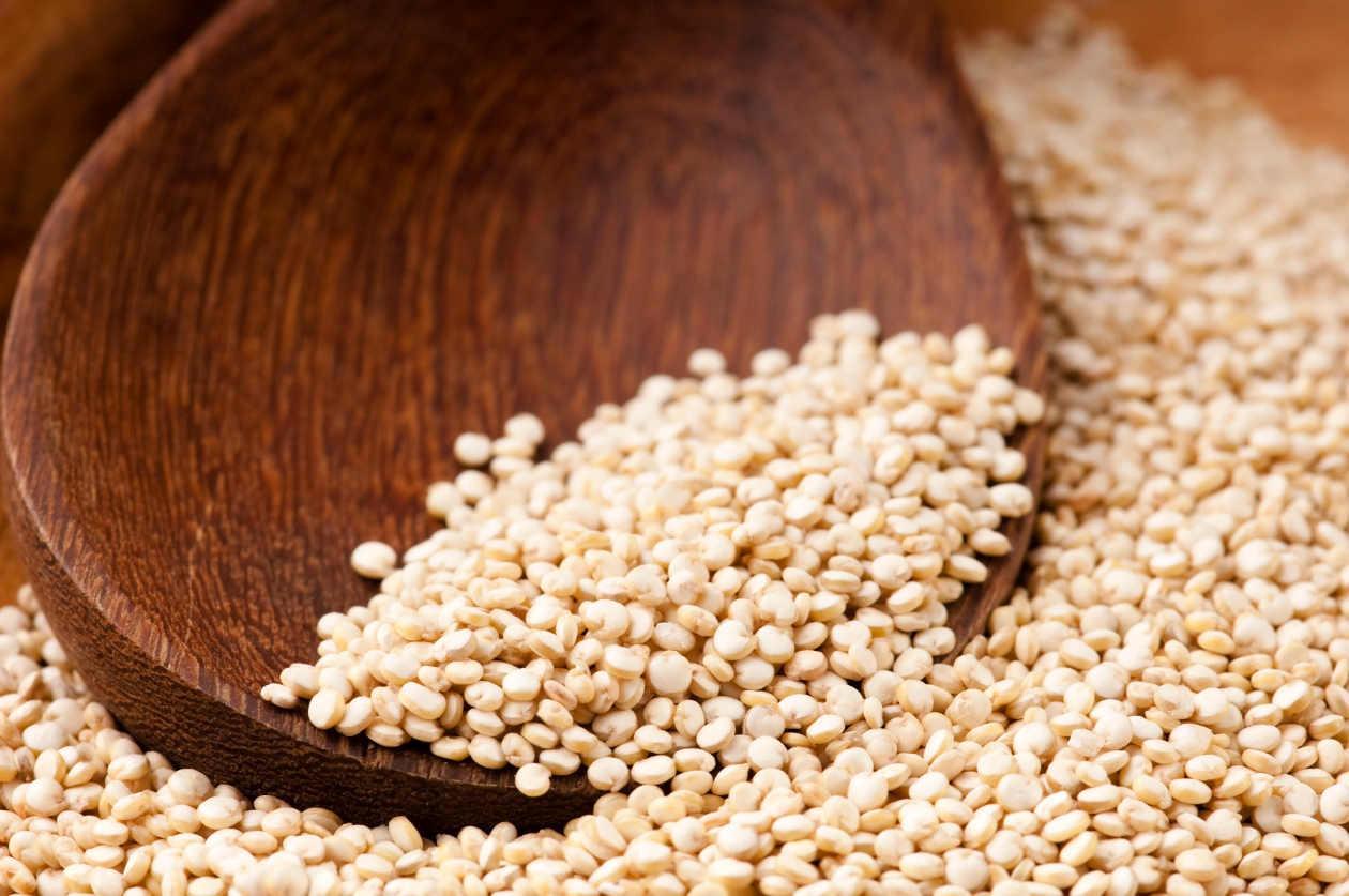 Por qué incluir quinoa en tu dieta
