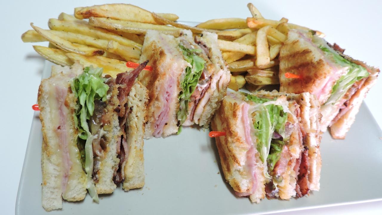 Recetas para celebrar el Día Mundial del Sándwich