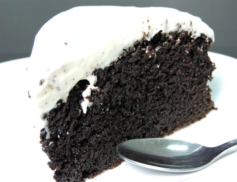 Tarta Guinness (pastel de chocolate y cerveza)