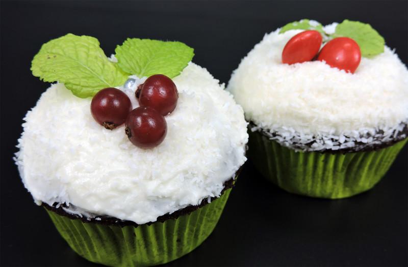 "Cupcakes ""acebo"""