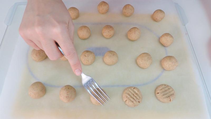 Dando forma a las galletas
