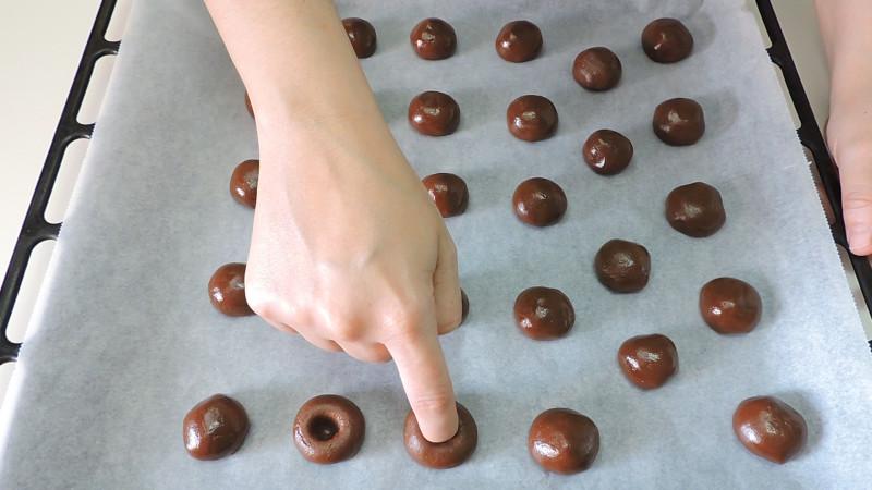 Dando forma a las nutellotti