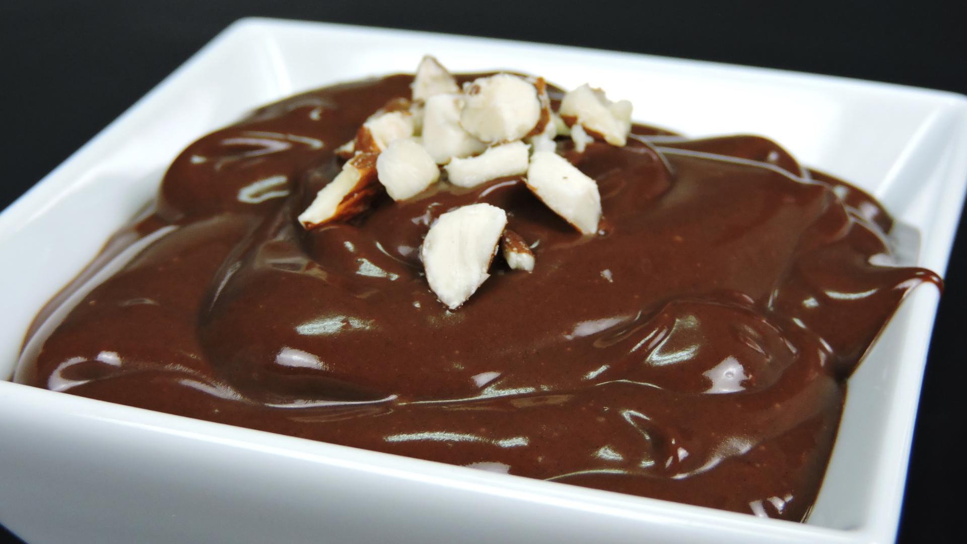 Natillas de Chocolate (receta fácil y rápida)