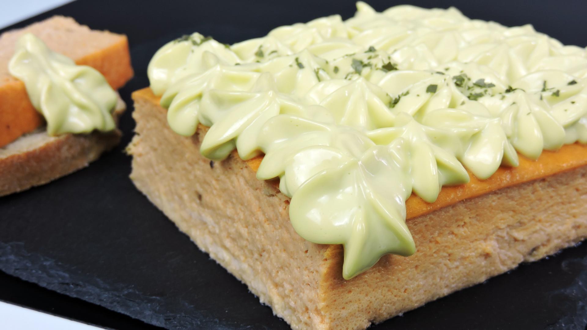 Pastel de atún (receta fácil)