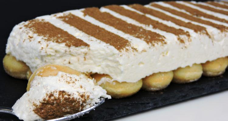 Tarta de leche condensada (tarta fácil sin horno)