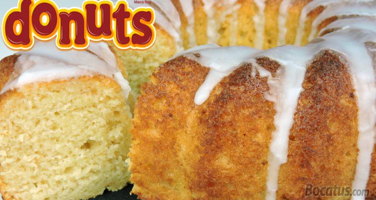 Bizcocho de Donuts