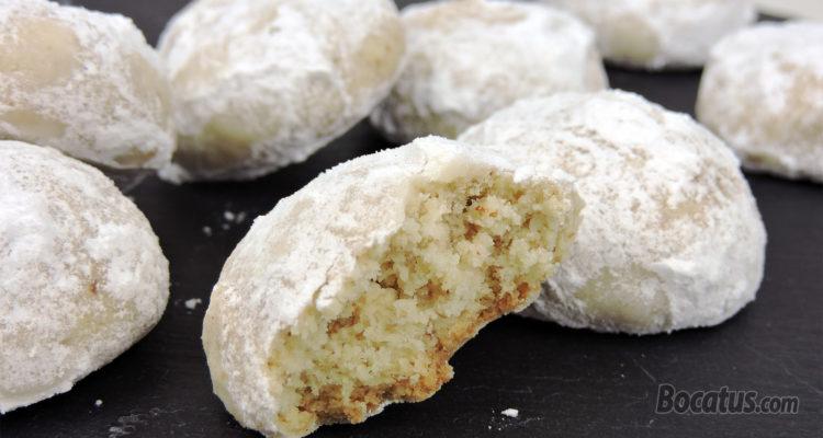 Galletas de Almendra y Mantequilla (las más ricas y fáciles de preparar)