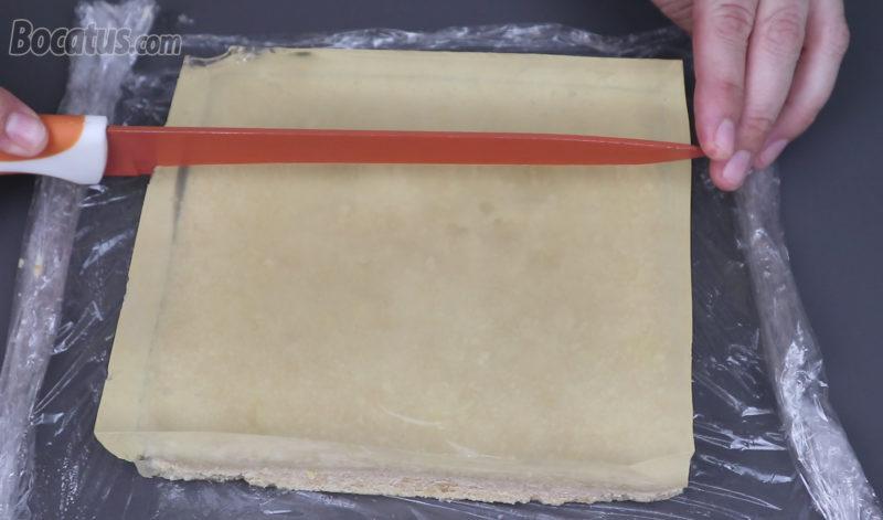 Cortando la tarta