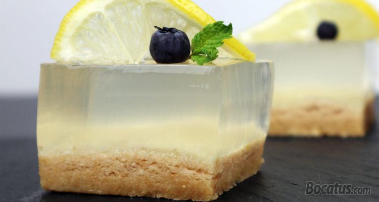 Tarta de Gin Tonic (solo para adultos)