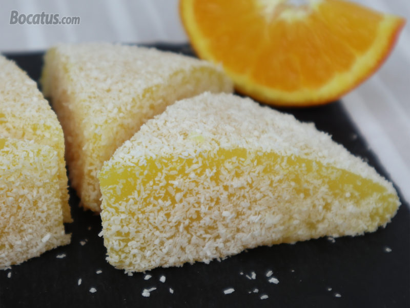 Dulce de naranja